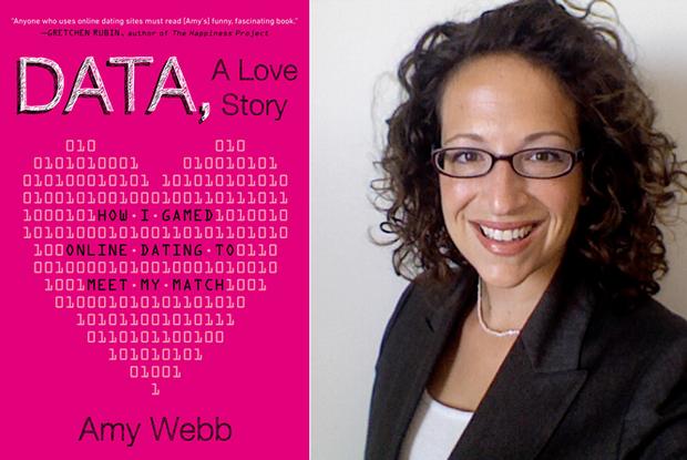 Data, A Love Story, Amy Webb
