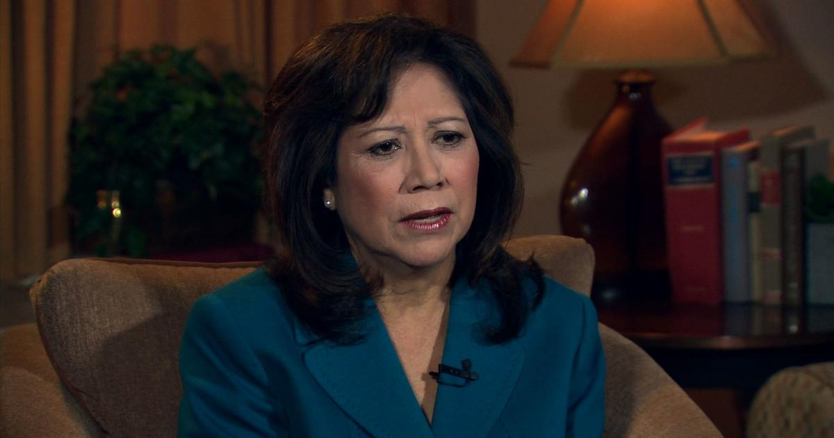 Politics And Justice >> Hilda Solis' fight for environmental justice - CBS News