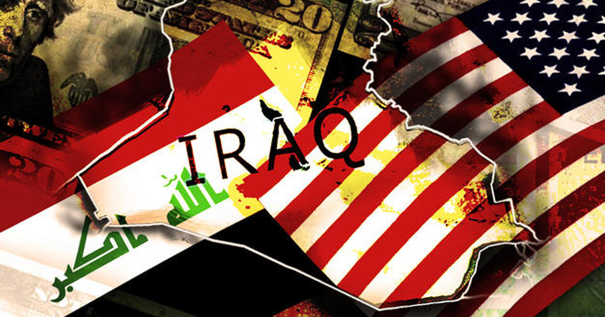 Much Of 60b From U S To Rebuild Iraq Wasted Special Auditor Final Report Congress Shows Cbs News