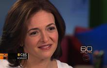 Sheryl Sandberg on how women limit themselves