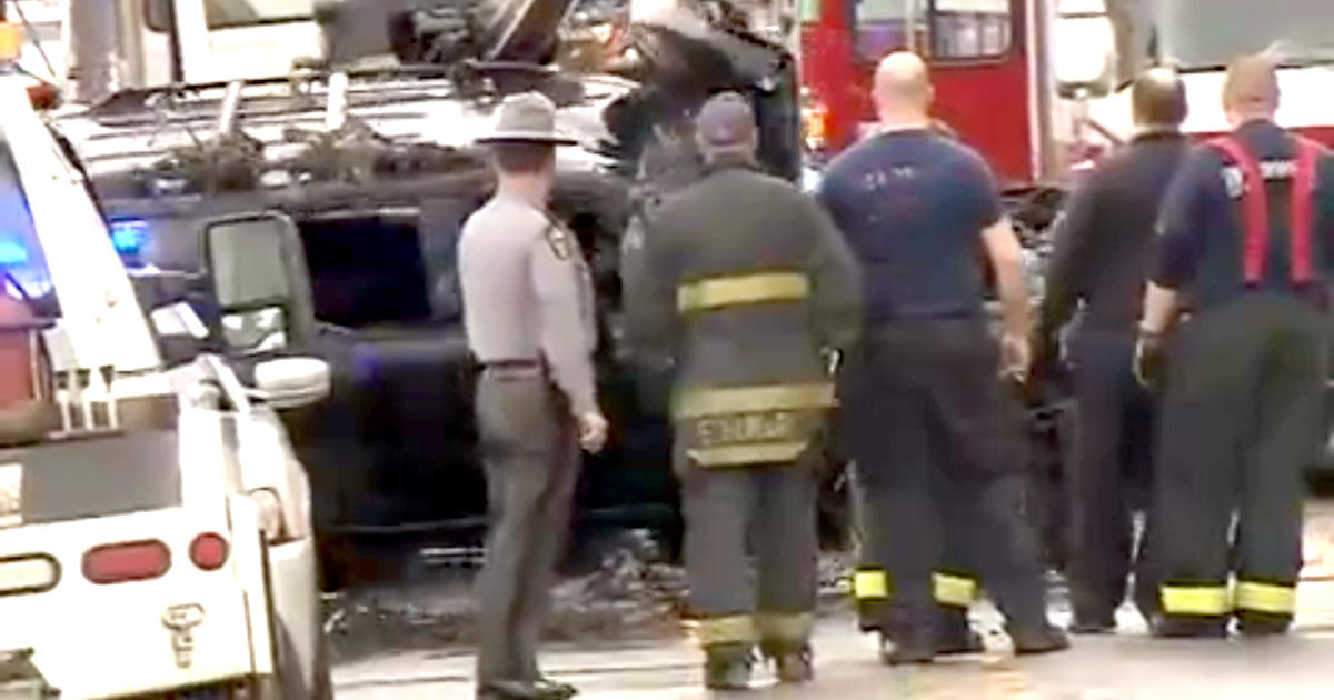 Police name six teens killed in Ohio SUV crash - CBS News