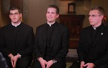 The next generation of Catholic priests