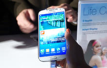 Samsung Galaxy S4 hands on demo