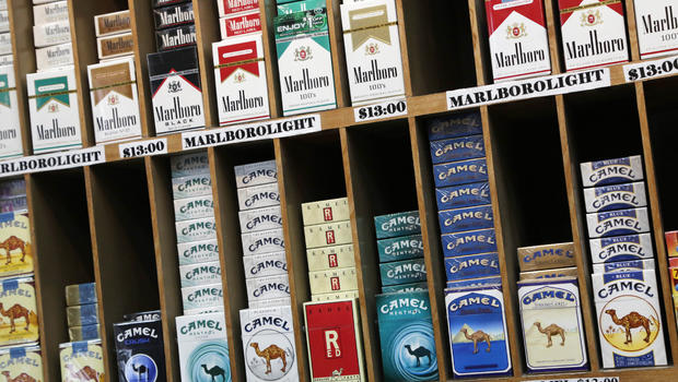 How much is Benson Hedges cigarettes in Sweden
