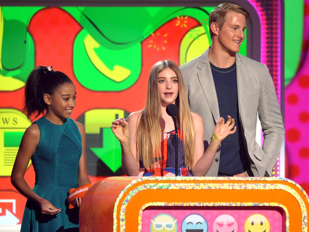 Kids' Choice Awards 2013