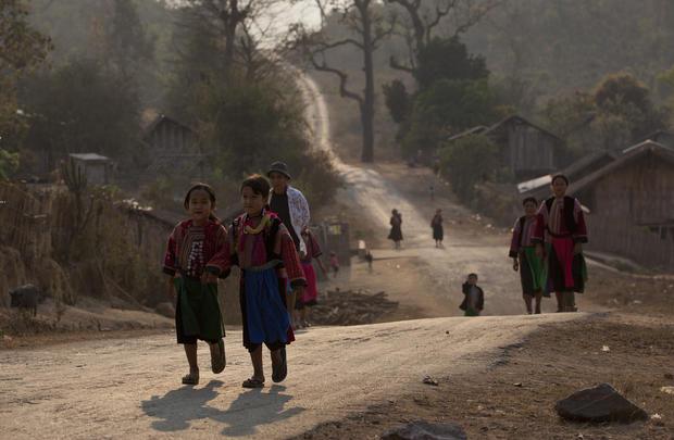 Burma's booming drug trade