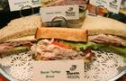 Panera Bread sandwiches