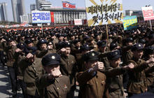 "North Korea ""partially"" bluffing"