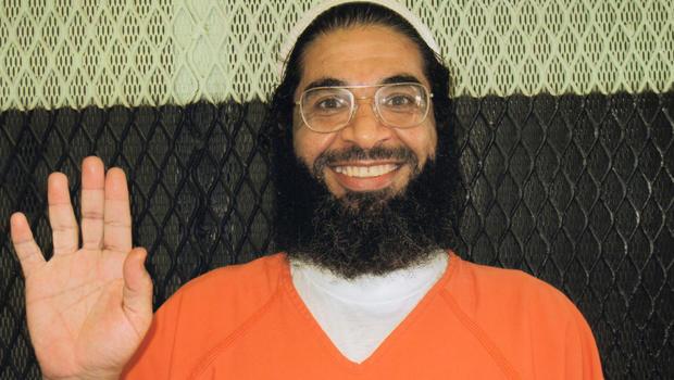 Shaker Aamer, Guantanamo Bay