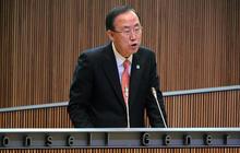 U.N. chief condems North Korean nuclear plan