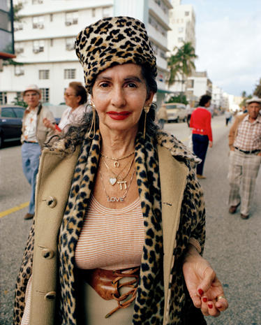 Colorful personalities from '80s Miami Beach
