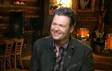 Blake Shelton talks about ACMs, Miranda Lambert