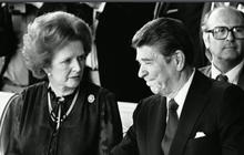 Thatcher an influence on American Republicans