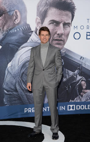 """Oblivion"" premieres in Los Angeles"