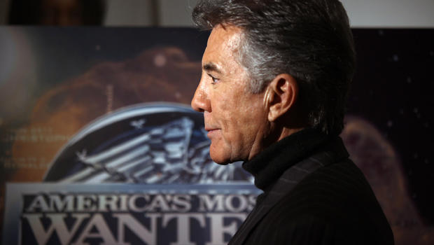 """John Walsh of """"America's Most Wanted"""""""