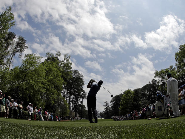 The Masters 2013
