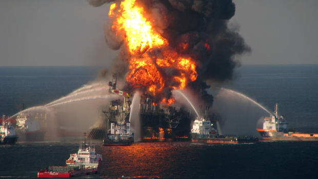 three years after bp oil spill active clean up ends in three states