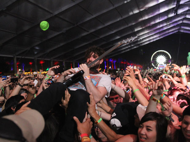 Scenes from Coachella 2013