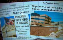 SCOTUS to decide on human gene patents