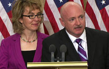 Gabrielle Giffords, Mark Kelly remember staffer killed in Tucson
