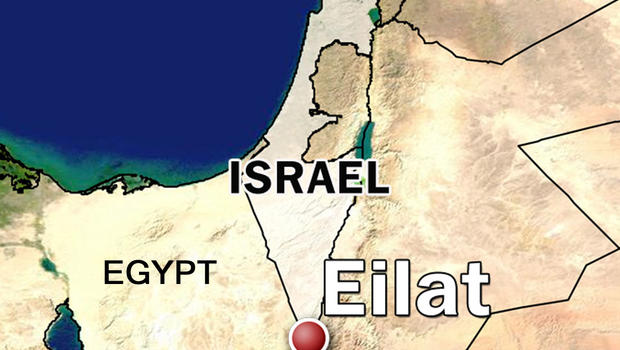 Israel Army shuts down Eilat airport out of security concerns CBS News