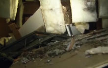 Homes and vehicles shredded by West, Texas fertilizer plant explosion