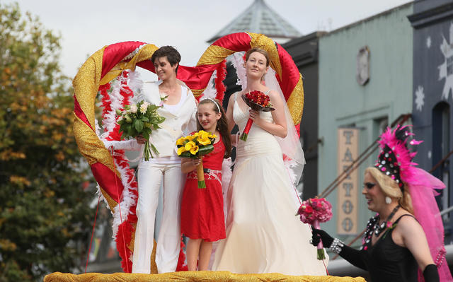Same-sex marriage around the world - Pictures - CBS News