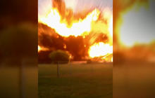 Fertilizer plant explodes in Texas