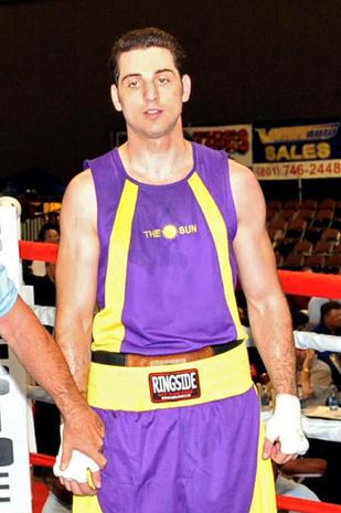 The boxing career of Tamerlan Tsarnaev