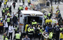 Lessons from 9/11 aid Boston bomb response