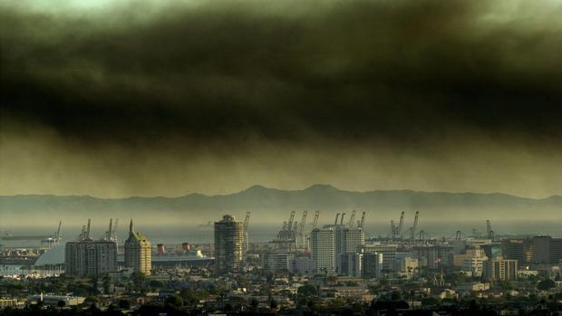 Top 10 smoggiest cities in U.S.