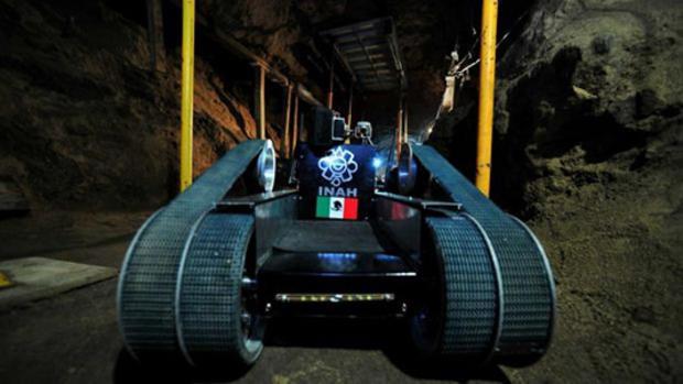 Tiny robot makes big discovery