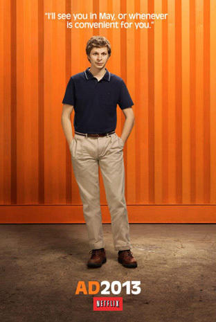 """Arrested Development"" character posters"