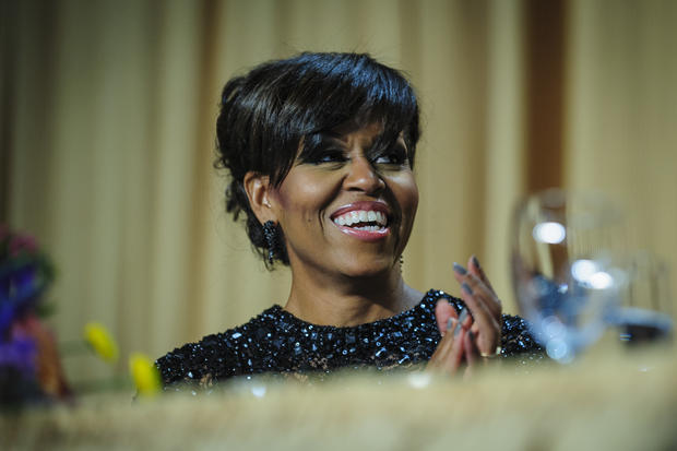 White House Correspondents' Dinner 2013