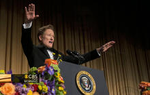 Conan O'Brien headlines White House Correspondents Dinner