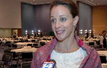 "Paula Broadwell attends prayer event to ""seek redemption"""