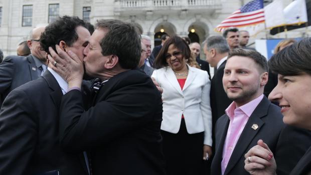is same sex marriage legal in arkansas in Rhode Island
