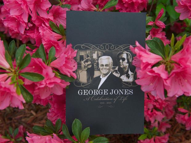 George Jones memorial