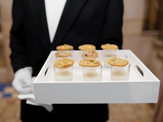 wedding food trends
