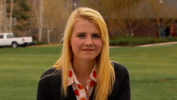 Elizabeth Smart, America's most famous kidnapping victim, talKs to CBS News anchor Scott Pelley from Utah.