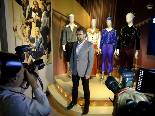 ABBA museum opens in Stockholm