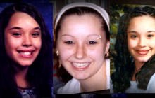Three young women held captive for a decade now free