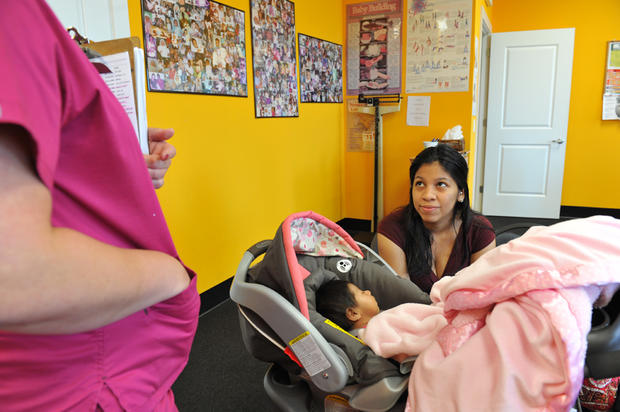 All moms welcome at Florida midwife practice