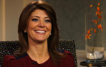 Eye-Opening Moms: Norah O'Donnell on what her Mom taught her about life, journalism
