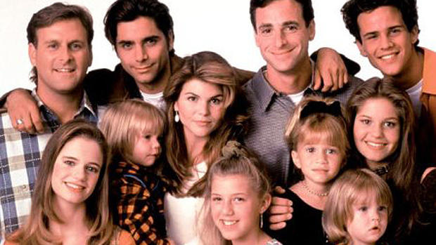 """""""Fuller House"""": Then and now"""