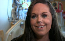 Officer Donohue's wife on finding out about his injury