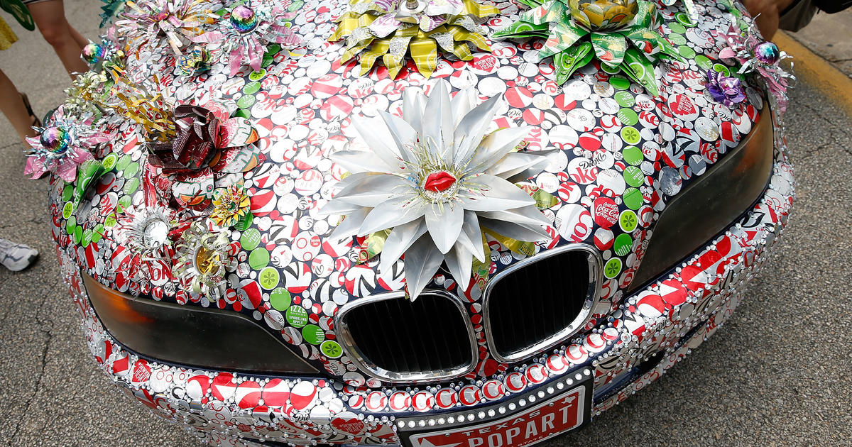 Creative Cars On Parade Photo 1 Pictures Cbs News