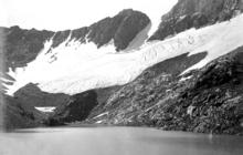 Conservation project documents shrinking glaciers