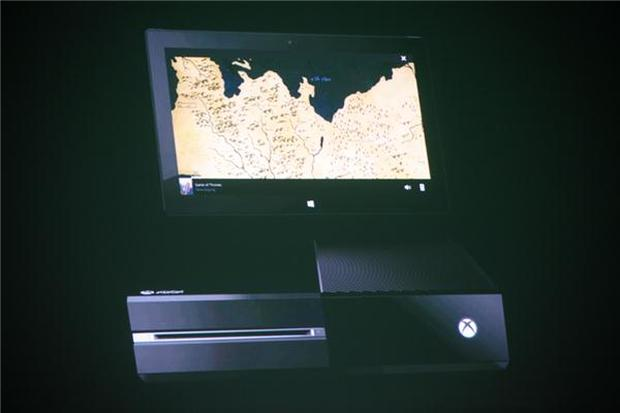 Microsoft announces Xbox One