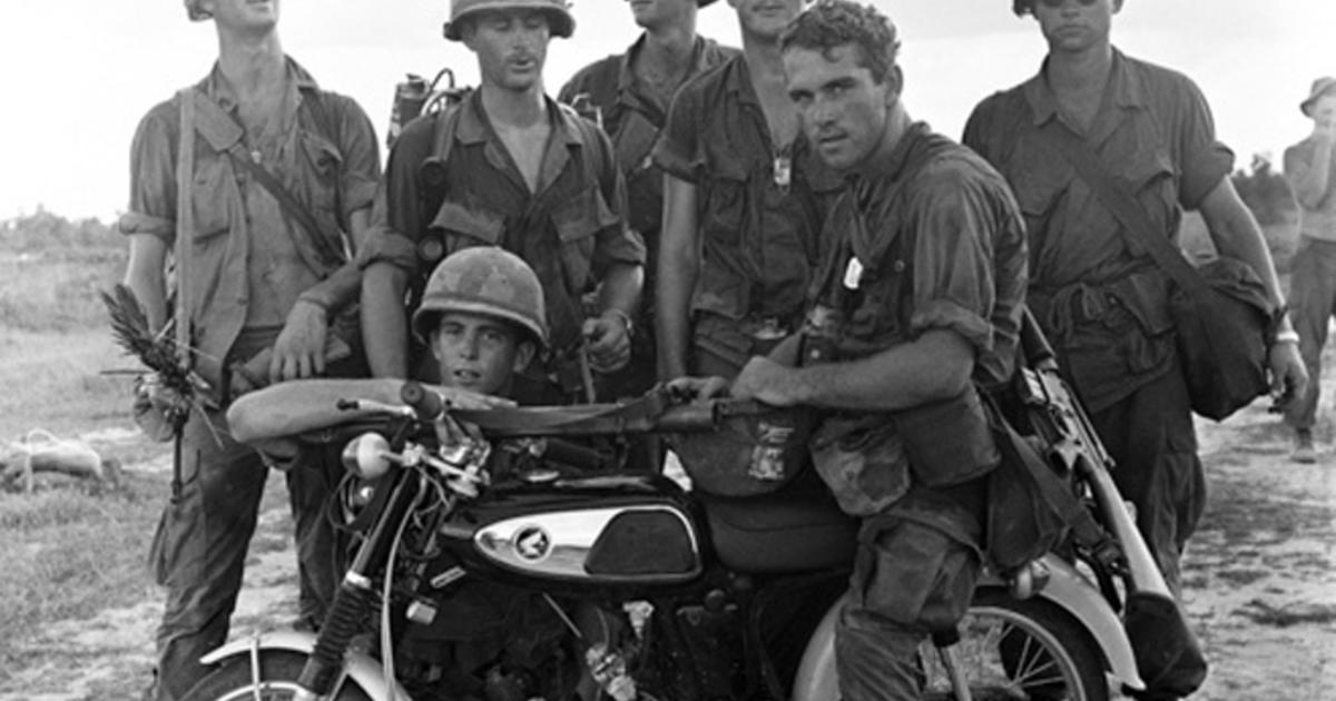 A war photographer's rediscovered images from Vietnam